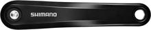 Shimano Steps FC-E6010 Crank Set black 170cm 2020 Vevarmar till elcykel