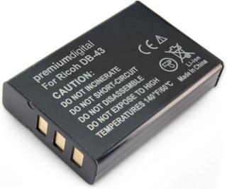 Ersättningsbatteri DB-43