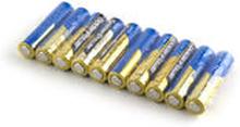 Paristo AA, 1,5V LR6 AM3, 10 kpl/pkt, GoldenPower