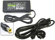 Ac adapter till sony vaio, 19.5v 4.7a 90w (6.5x4.4mm)