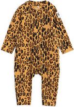 Jumpsuit Basic Leopard