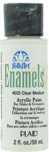FolkArt Enamels - clear medium 59 ml