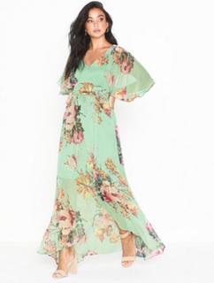 Y.A.S Yasmalla S/S Maxi Dress - Da Maxiklänningar