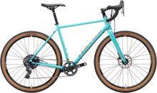 """Kona Rove LTD gloss aqua/copper off-white 56cm (27.5"""") 2018 Gravel Bikes"""