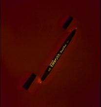 Embossingpenna 17,5 cm - transparent 2 ändar