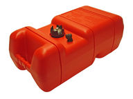 Muovitankki, 6 gal (n.23 litraa) ISO13591