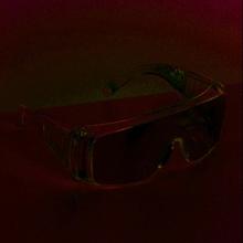 Skyddsglasögon 15,8 x 5 cm - klar 1 st. för att arbeta med mosaik
