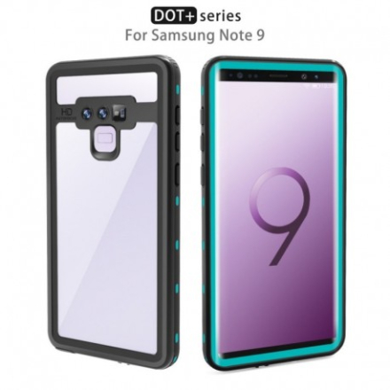 3M Waterproof Case Drop/Dust/Snow Proof Cover for Samsung Galaxy Note9 SM-N960 - Blue