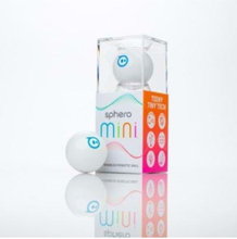 Mini - App Enabled Robotic Ball - White