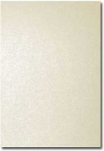 Pollen Brevpapper A4 - 50 st - Iridescent grädde