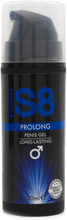Stimul8: S8 Prolong, Long-Lasting Penis Gel, 30 ml
