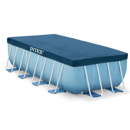 Intex Bassengtrekk rektangulær 400x200 cm 28037