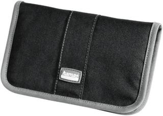 Hukommelseskort-etui Hama 49917 SD-kort, MemorySick® PRO Duo-kort, CFast-kort Sort-grå