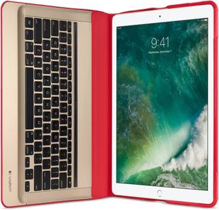 Logitech Create Backlit Keyboard Case för iPad Pro 12.9 (Nordisk)