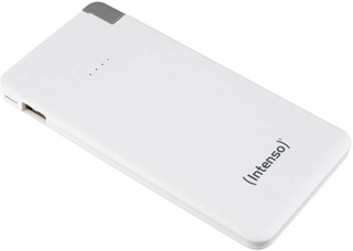 Intenso Slim S 5000 Powerbank LiPo 5000 mAh