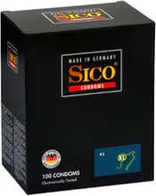 Sico XL - 100 Condoms