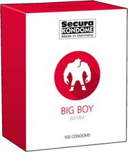 Big Boy Condoms - 100 Pieces