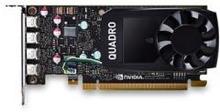 Dell NVIDIA Quadro P620 2GB 4 mDP HH Low Profile (Precision SFF)(Customer KIT)