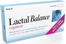 Lactal balance vag