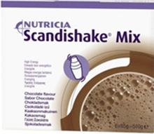 Scandishake mix sjokolade
