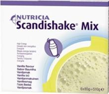 Scandishake mix vanilje