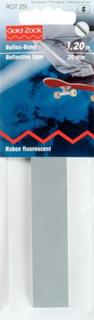 Reflexband 20 mm självhäftande 1,2 m