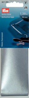 Reflexband 50mm påstrykes