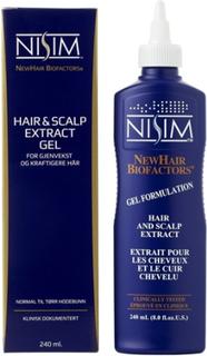 Nisim Hair & Scalp Extract Gel Formulation