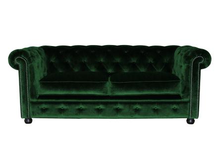 Kronan 3-sits soffa Juke forest