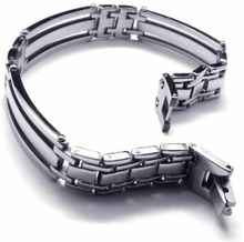 Armband rostfritt stål Commerford
