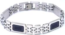 Armband rostfritt stål Lynott