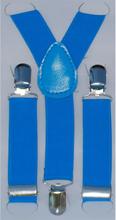 Barnhängslen 0-2 År ljusblå