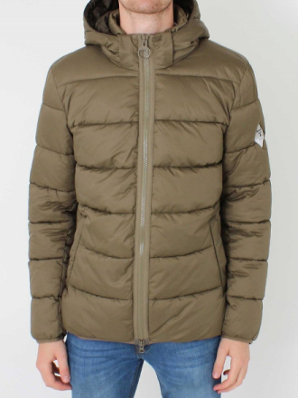 Barbour Beacon tur Quilted jakke - leire L