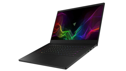 Razer bladet 15, 15,6 tommer 60 Hz fuld HD, Gaming Laptop (sort) - ...
