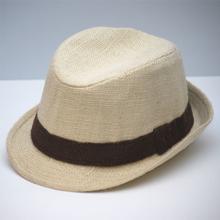 Hatt DENVER vit/brun