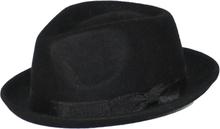 Hatt CHARLESTON svart