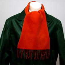 Halsduk Ylle Bränd orange