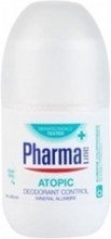 PharmaLine Deodorant Atopic Travel Size Roll-On