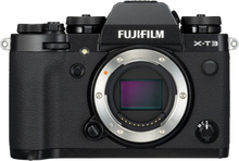 Fujifilm X-T3 Digitalkameras - Schwarz (Internationale Ver.)