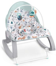 Fisher-Price - Deluxe Infant-to-Toddler Rocker (GMD21)