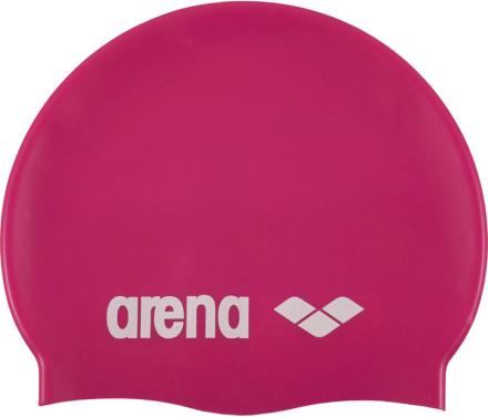 arena Classic Silicone Badehette Rosa 2019 Badehetter