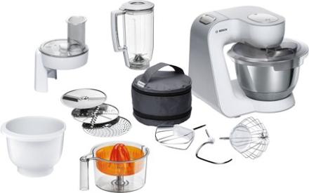 Bosch MUM58243 CreationLine Køkkenmaskine Hvid