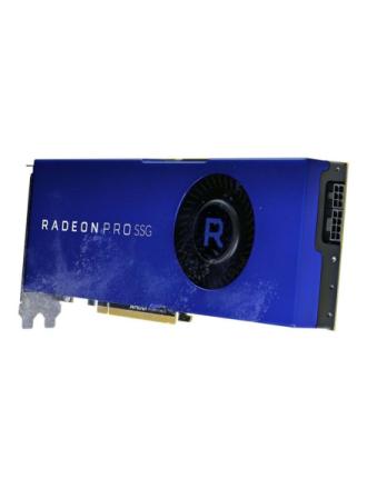 Radeon Pro SSG - 16GB HBM2 - Grafikkort