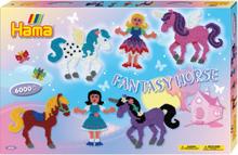 Midi Giant gift box - Fantasy horse 6000