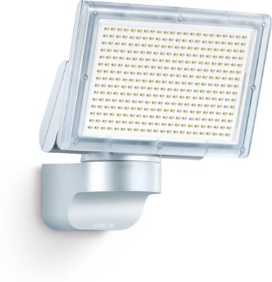 Steinel LED-utomhusstrålkastare XLED Home 3 SL sil