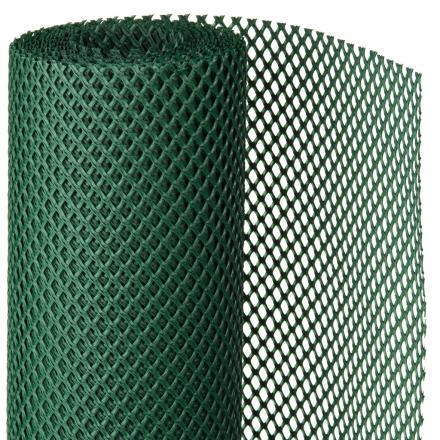 Nature Vindskyddande nät mesh 1x3 m grön 6050320