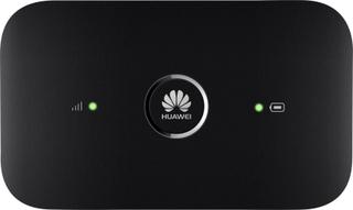 Mobilt 4G-WLAN-hotspot Huawei E5573CS-322 150 Mbit/s Sort