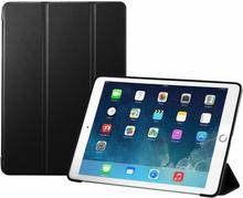 INF iPad-deksel 9,7 tommers smart dekselveske - svart