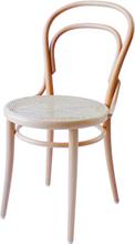 TON Chair 14 tuoli, rottinki - pyökki