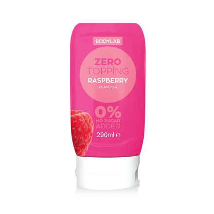 Bodylab Zero Topping (290 ml) - Raspberry
